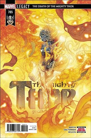 Mighty Thor (2016) 705-A