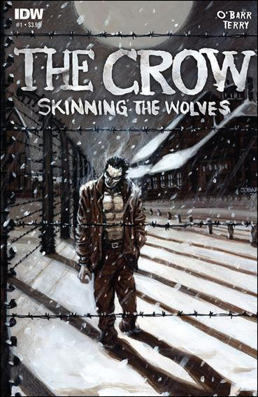 Crow: Skinning the Wolves 1-A by IDW