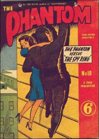 Phantom (1948) 10-A by Frew