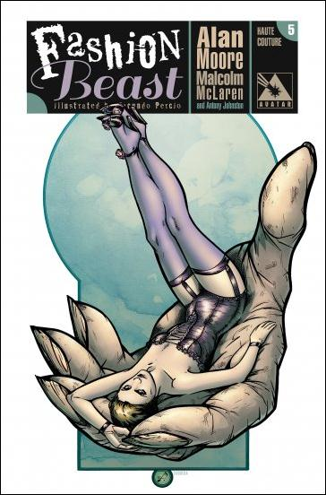 Fashion Beast 5-C by Avatar Press