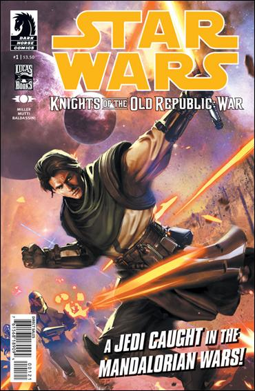 Star Wars: Knights of the Old Republic - War 1-B by Dark Horse