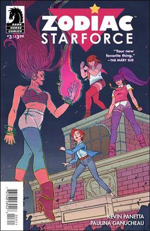 Zodiac Starforce 3-A