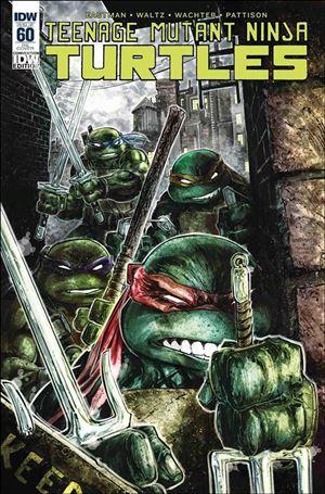 Teenage Mutant Ninja Turtles (2011) 60-D