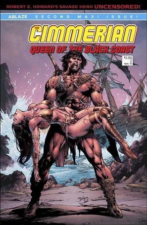 Cimmerian: Queen of the Black Coast 2-C