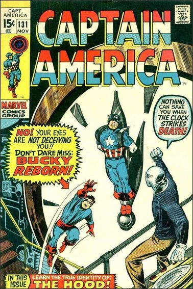 Captain America (1968) 131-A by Marvel