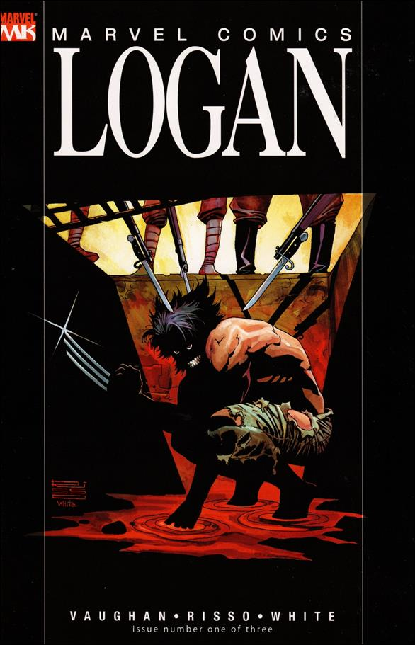 Logan 1-A by Marvel