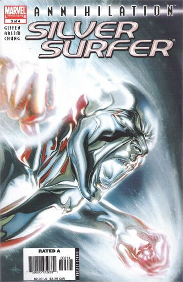Annihilation: Silver Surfer 3-A by Marvel