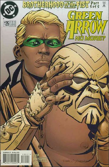 Green Arrow (1988) 135-A by DC