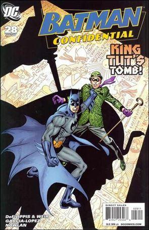 Batman Confidential 28-A