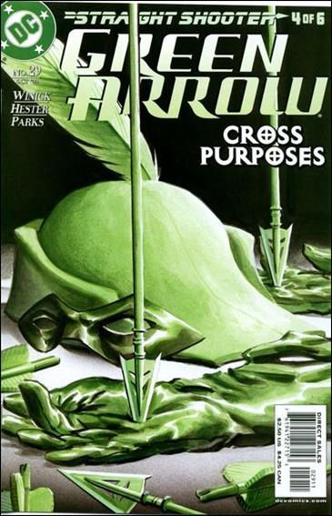 Green Arrow (2001) 29-A by DC