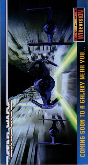 Star Wars Widevision (Promo) SWP3-A by Topps