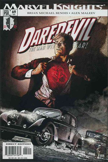 Daredevil (1998) 69-A by Marvel