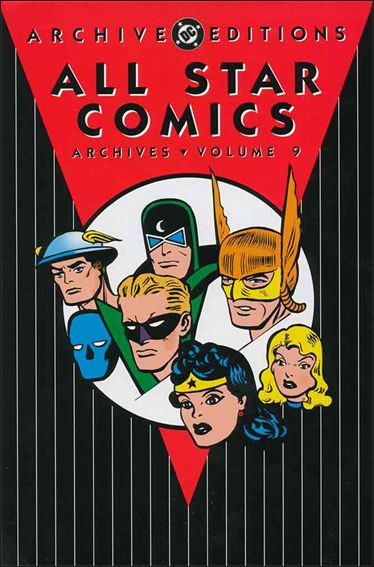 All Star Comics Archives 9-A by DC