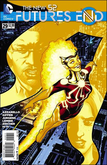 New 52: Futures End  29-A by DC