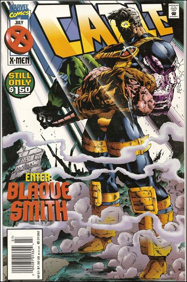 Cable (1993) 21-B by Marvel