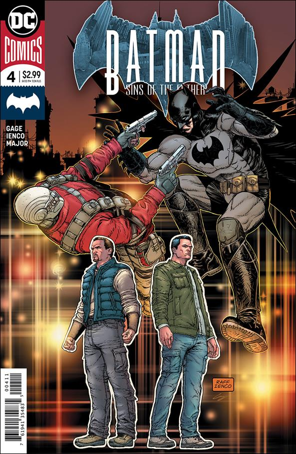 Batman: Sins of the Father 4-A by DC