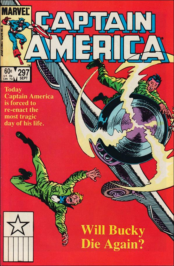 Captain America (1968) 297-A by Marvel
