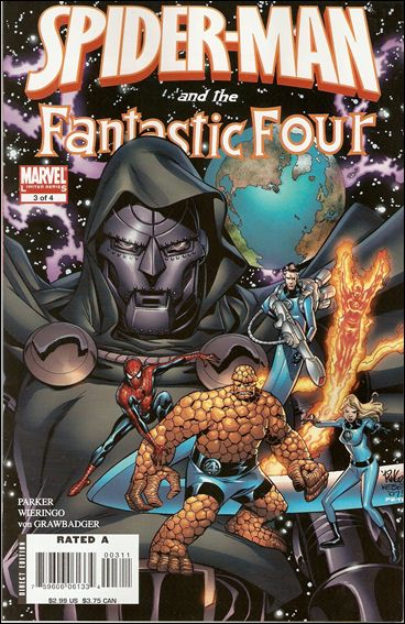 Spider-Man and the Fantastic Four 3-A by Marvel