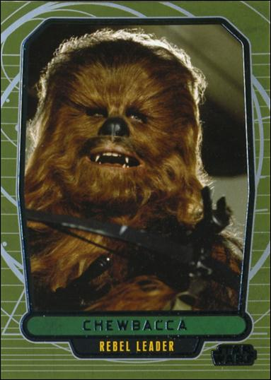 Star Wars Galactic Files (Base Set) 157-A by Topps