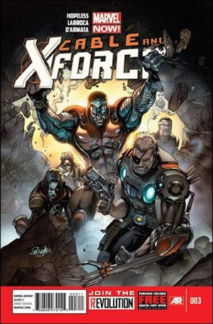 Cable and X-Force 3-A
