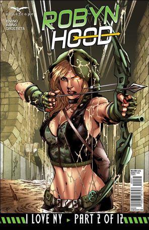 Robyn Hood: I Love NY 2-C