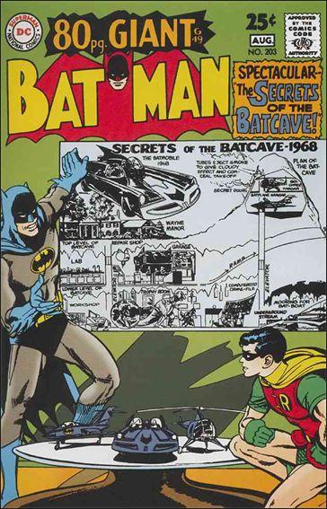 Batman (1940) 203-A by DC