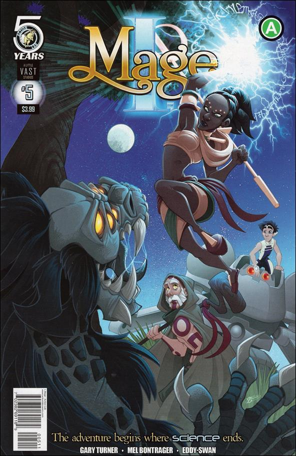 I Mage 5-A by Action Lab Entertainment