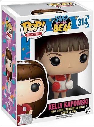 POP! Television Kelly Kapowski