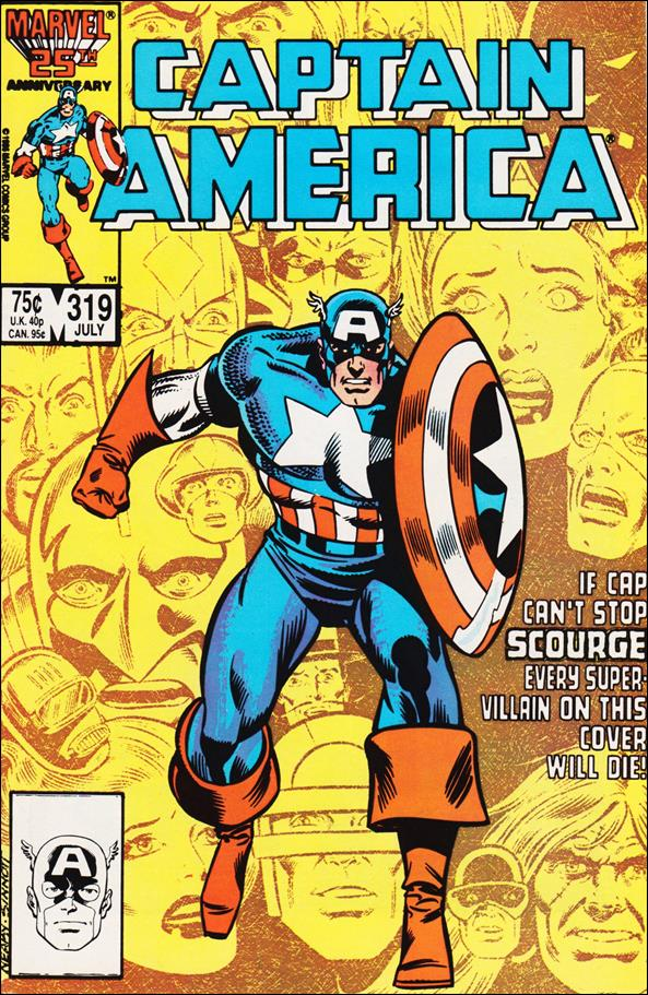 Captain America (1968) 319-A by Marvel