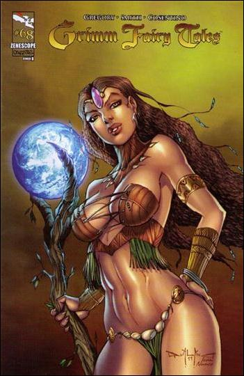 Grimm Fairy Tales (2005) 68-B by Zenescope Entertainment
