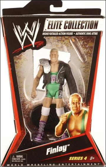 WWE: Elite Collection (Series 04) Finlay by Mattel