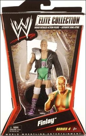 WWE: Elite Collection (Series 04) Finlay