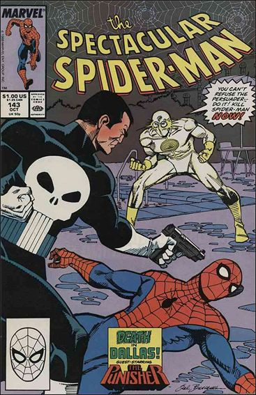 Spectacular Spider-Man (1976) 143-A by Marvel