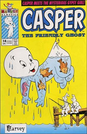 Casper the Friendly Ghost (1991) 14-A