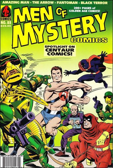 Men of Mystery 83-A by AC