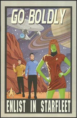 Star Trek (2011) 3-B