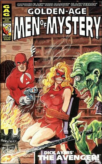 Golden Age Men of Mystery 5-A by AC