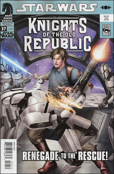Star Wars: Knights of the Old Republic 37-A by Dark Horse