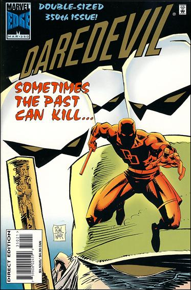Daredevil (1964) 350-A by Marvel