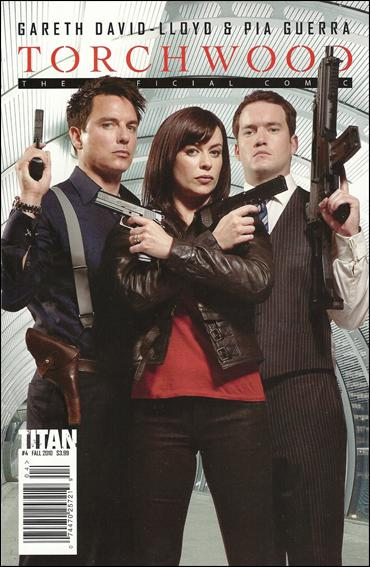Torchwood (2010) 4-B by Titan