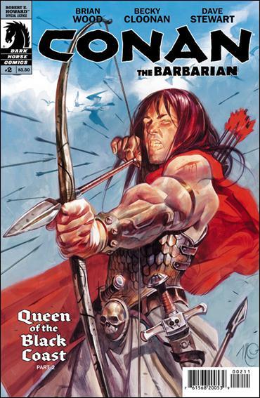 Conan the Barbarian (2012) 2-A by Dark Horse