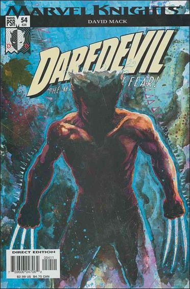 Daredevil (1998) 54-A by Marvel