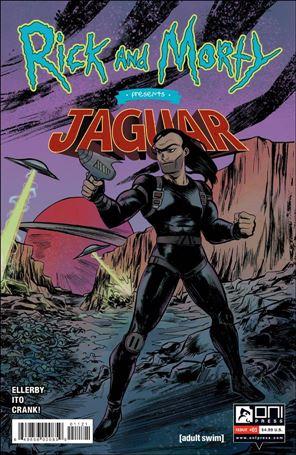 Rick and Morty Presents: Jaguar 1-B