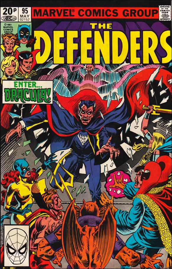 Defenders (1972) 95-B by Marvel