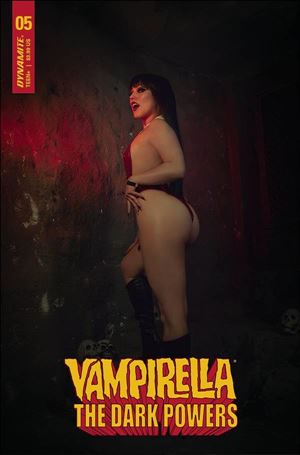 Vampirella: The Dark Powers 5-H