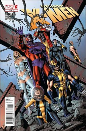 Uncanny X-Men (1981) 534.1-A