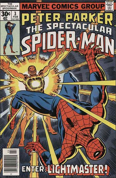 Spectacular Spider-Man (1976) 3-A by Marvel