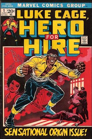 Hero for Hire 1-A