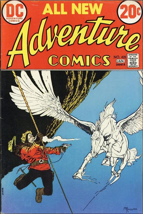 Adventure Comics (1938) 425-A by DC