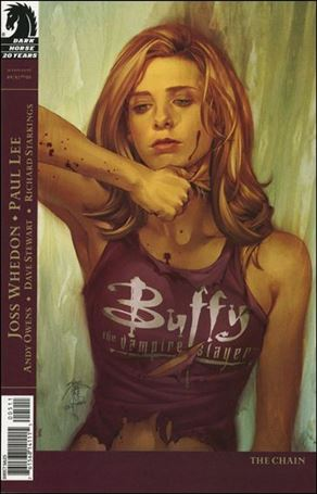 Buffy the Vampire Slayer Season Eight 5-A